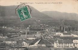 1 - Senones (Vosges) - Vue Générale, Prise Sur La Route Du Ménil - Senones