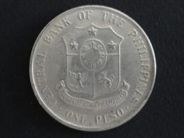 1963 - RARE - FAUX - FAUSSE MONNAIE 1 Peso - Philippines - Andres Bonifacio - Héros National - 38 Mm De Diamètre - Philippines