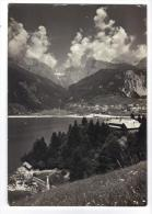 VER2857 - MOLVENO , Lago E Dolomiti  . Viaggiata - Trento