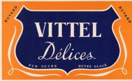 - BUVARD   VITTEL- 559 - Alimentaire