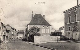 CPA DOMPAIRE (88) TTb - Dompaire