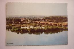 Nevers ( 58 ) Le Plan D'eau Sur La Loire - Le Pont De La Loire ( Nle 7 ) - Nevers