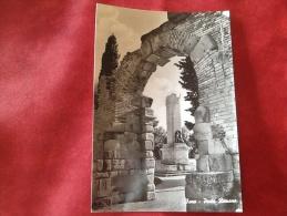 Italia Fano Porta Romana, Cartolina Non Viaggiata - Pesaro