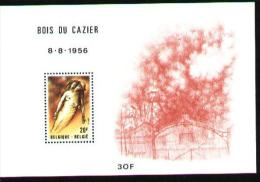 Bloc 57 - Bois Du Cazier - MNH - Blocks & Kleinbögen 1962-....