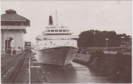 AK - PANAMA CANAL - Panama
