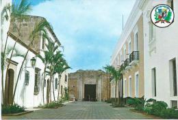 REPUBLIQUE DOMINICAINE - SANTO DOMINGO - CALLE MARINO ALFAU - Cartes Postales