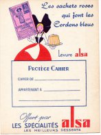 - PROTEGE-CAHIERS Levure ALSA - 569 - Book Covers