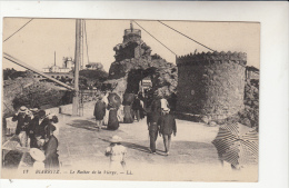 Biarritz  Le Rocher De La Vierge Animée - Biarritz