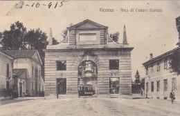 C-1064- Vicenza - Arco Di Campo Marzio - F.p. Non Viaggiata - Vicenza