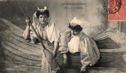 LES SABLES D'OLONNE  Pêche à La Crevette - Sables D'Olonne