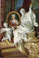 Roma - Cartolina MONUMENTO A MARIA CLEMENTINA SOBIESKI (Vaticano, Basilica Di San Pietro) - PERFETTA F73a - Sculture