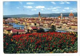 VER2884 - FIRENZE 1957 , Il Carro Del Sabato Santo. Viaggiata - Firenze