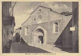 C-1074- Berceto - Facciata Del Duomo - F.g. Opaca Viaggiata - Parma