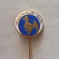 Badge / Pin (Equestrianism / Horseback Riding) - Croatia Osijek Club - Badges