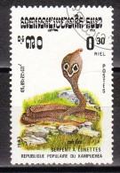 KAMPUCHEA - Timbre N°401 Oblitéré - Kampuchea