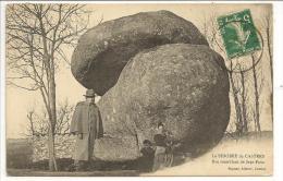 81 - LE SIDOBRE DE CASTRES - Roc Tremblant Des Sept-Faux - Ed. Sagnes Castres - 1907 - France