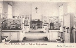 Cpa/pk 1904 Melle Maison De Melle-lez-Gand Salle De Manipulations - Melle