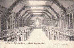 Cpa/pk 1904 Melle Maison De Melle-lez-Gand Musée De Commerce - Melle