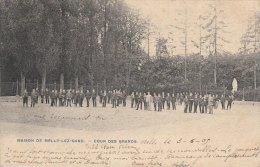 Cpa/pk 1905 Melle Maison De Melle-lez-Gand Cour Des Grands - Melle