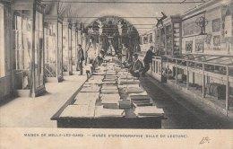 Cpa/pk 1905 Melle Maison De Melle-lez-Gand Musée D´ethnographie ( Salle De Lecture ) - Melle