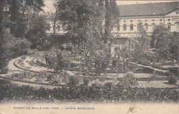 Cpa/pk 1905 Melle Maison De Melle-lez-Gand Jardin Botanique - Melle