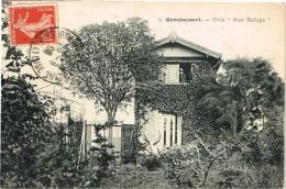 YVELINES 78.GOMMECOURT VILLA MON REFUGE - France