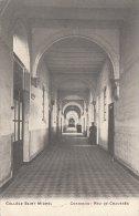 Cpa/pk 1912 Brussel Bruxelles Collège Saint-Michel Corridor Rez De Chaussée - Onderwijs, Scholen En Universiteiten