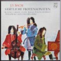 MAXENCE LARRIEU, RAFAEL PUYANA, WIEDLAND KUIJKEN - Js Bach : Intégrale Des Sonates Pour Flûte - Classique