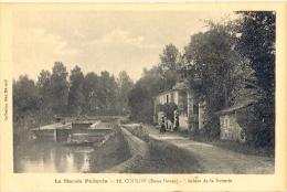 CPA COULON - ECLUSE DE LA SOTTERIE - Frankreich