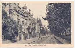 CPA 57 - METZ - Avenue Du Marechal Foch - Metz
