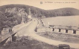 LA GILEPPE / LE BARRAGE ET LES VANNES DU TROP PLEIN - Gileppe (Barrage)