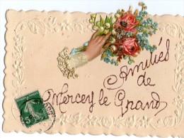 MERCEY Le GRAND - France