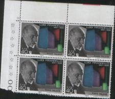 Italia Italy 1967 100 Anniversario Della Nascita Di Luigi Pirandello  In Quartina Nuova Illinguellata ** MNH - 6. 1946-.. Repubblica