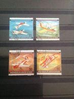 Mongolië - Serie Kunstvliegen 1980 - Mongolië