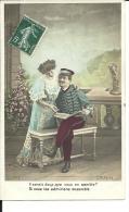 Cpa   ,  Si Nous Les Admirons Ensemble - War 1914-18