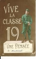 Cpa   ,  Vive La Classe 19.... - War 1914-18