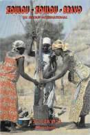 "Afrique-TCHAD ""ZOULOU-ZOULOU-BRAVO "" DX Group International CHRISTIAN (pilage femmes Africaines)*PRIX FIXE"