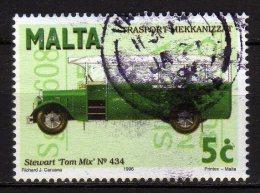 MALTA - 1996 YT 973 USED - Malta