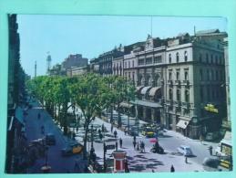 BARCELONA - Rambla Y Gran Teatro Del Liceo - Barcelona