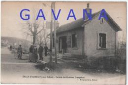 90 DELLE - Bureau Des Douanes Françaises - Delle