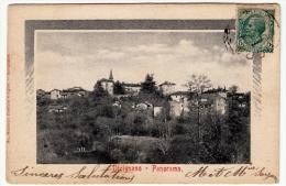 DIVIGNANO - PANORAMA - NOVARA - Vedi Retro - Formato Piccolo - Novara
