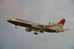 TRISTARD L 1011       BRITISH  AIRTOUR - 1946-....: Moderne