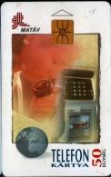 Hongrie : MATÁV TELEFON KÁRTYA 50 EGYSÉG Septembre 1994 - Téléphones