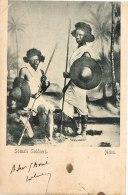 SOMALIE ADEN SOMALI SOLDIERS - Somalia