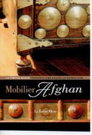 REF 157 : CPM Pub Mobilier Afghan Afghanistan La Tortue Bleu - Afghanistan