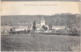 78. ELANCOURT. La Partie Ouest Du Village - Elancourt