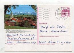 GERMANY - AK 179018 S 5/69 40 000 2.88 Nesselwang - [7] République Fédérale