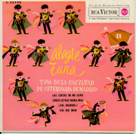 """ La Tuna De La Facultad De Veterinaria De Madrid "" Disque Vinyle 45 Tours - Other - Spanish Music"