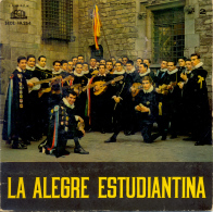 """ La Tuna De La Facultad De Medicina De Barcelona "" Disque Vinyle 45 Tours - Other - Spanish Music"
