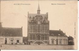 Bouchout-lez-Anvers - Maison-Communale 1909 (Geanimeerd) - Boechout